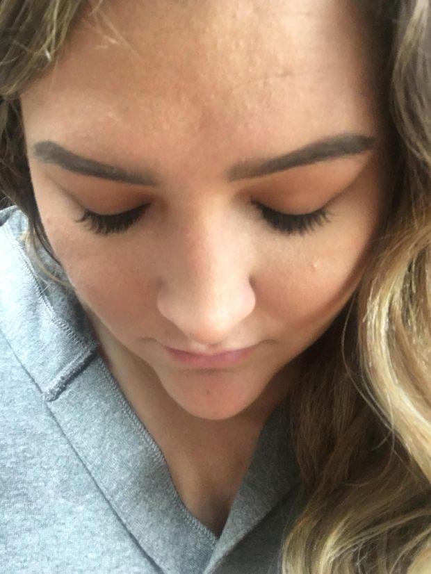 eyelash fail