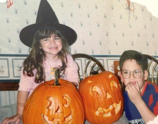 me pumpkin